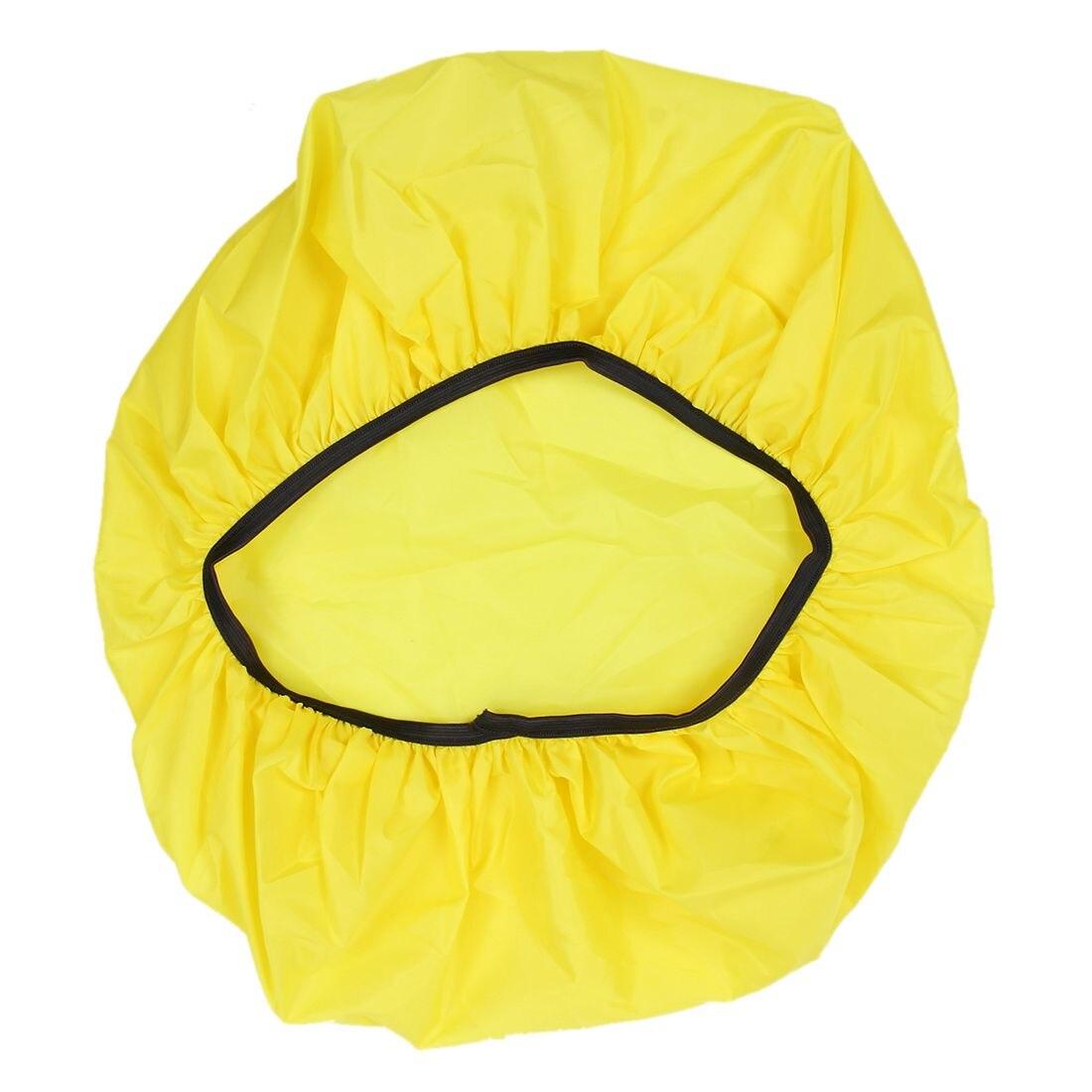 Новый Водонепроницаемый дорожный аксессуар рюкзак пыль дождевик 35L, желтый