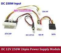 1PCS Brand NEW DC 12V 160W 24Pin Pico ATX Switch PSU Car Auto Mini ITX High