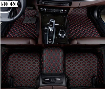 Good quality & Free shipping! Custom special floor mats for New Land Rover Range Rover 2018-2014 non-slip wear-resisting carpets
