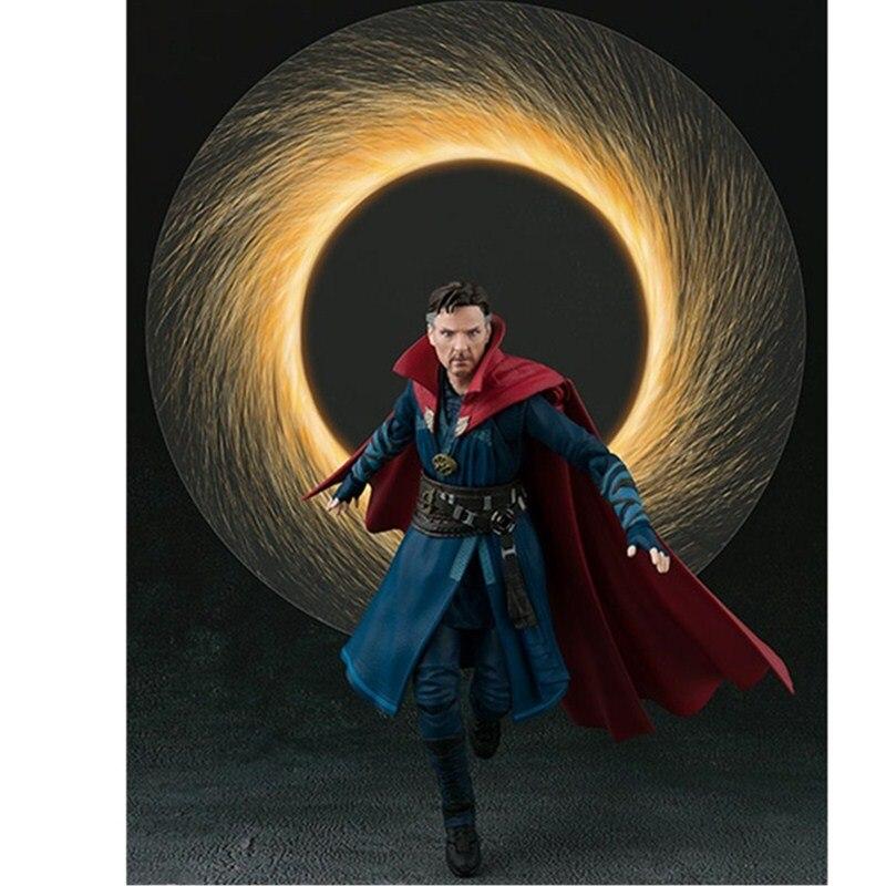 Avengers:Infinity Doctor Strange Statue Steve Strange Superhero PVC Action Figure Collectible Model Toy L2220
