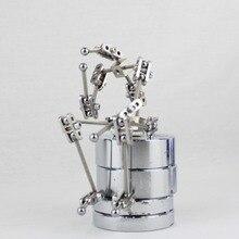 DIY Kit Studio арматура не готовые металла арматура для остановки Motion кукол с некоторыми различные виды высота