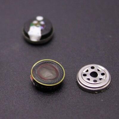 10mm Speaker Unit Carbon Nano-diaphragm Unit About 16ohms Equalization Unit  2pcs