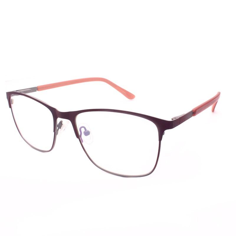 Handoer S6879 Optical Glasses Frame for Alloy Eyewear Full Rim Spectacles Prescription