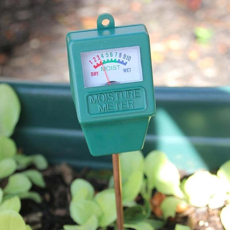 Hot Soil Moisture Tester Humidimetre Meter Detect Garden Plant Flower Testing Tool