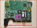 518432-001 para hp pavilion dv6 dv6-1000 placa madre del ordenador portátil con intel chipset y con ati hd4550 gráficos 512 m de memoria