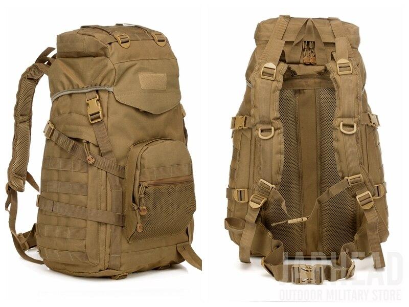 saco do exército de trekking esporte viagem