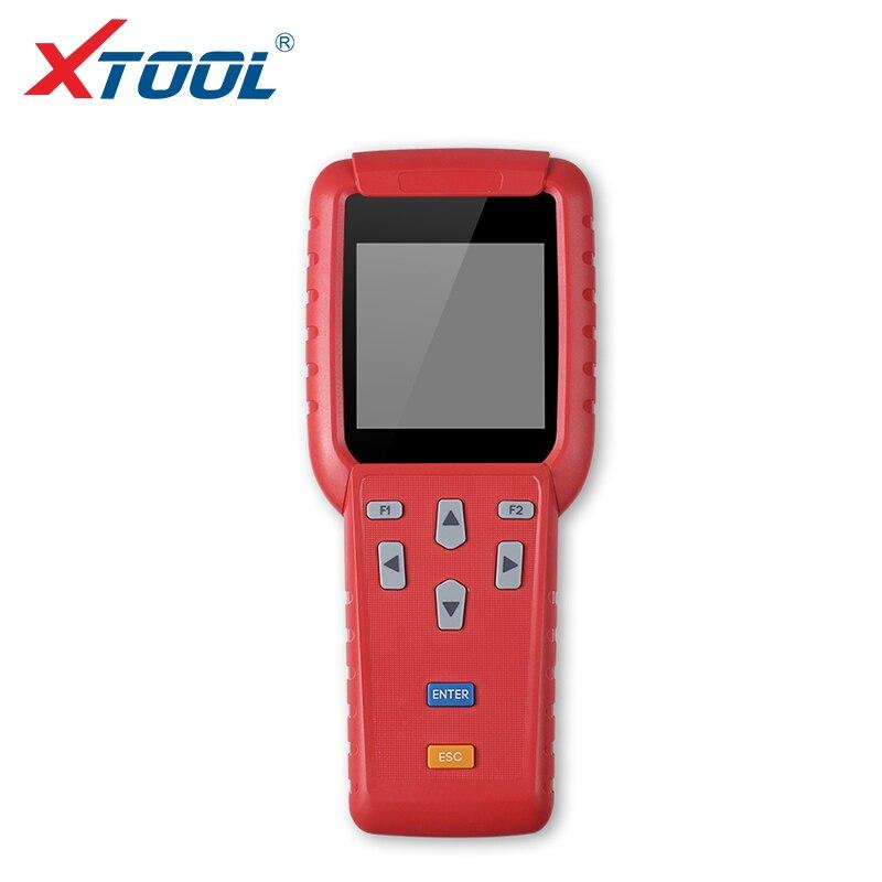 Оригинал XTOOL X100 Pro с EEPROM адаптер Auto Key Программист пробег Регулировка/одометром бесплатного обновления онлайн Бесплатная доставка