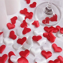 Wedding Petals Wedding Events Decoration 1000pcs Silk Rose Petals Table Artificial Flowers  Celebrations Party Supplies 5Z