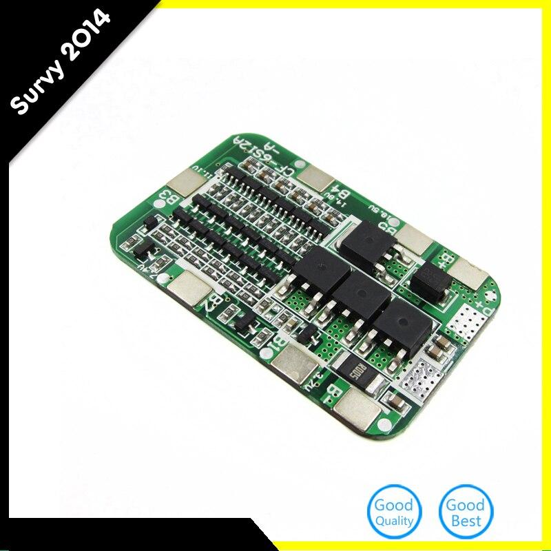 6 s 15A BMS защиты печатной платы для 6 упаковок литий-ионный 18650 Батарея ячеек
