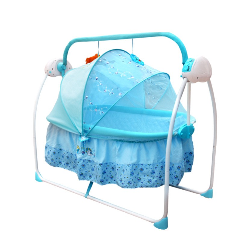 Baby Rocking Chair Musical Electric Baby Swing Chair High