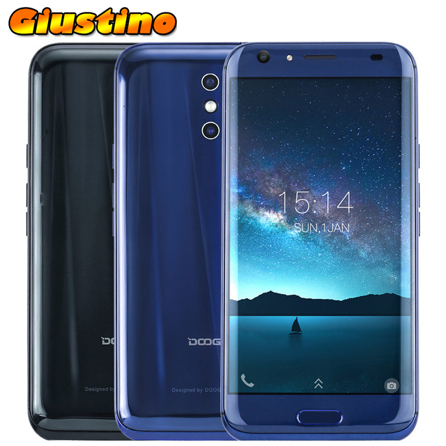 DOOGEE BL5000 5.5'' Android 7.0 12V2A Quick Charge FHD MTK6750T Octa Core 4GB RAM 64GB ROM 5050mAh Dual 13.0MP Camera Smartphone