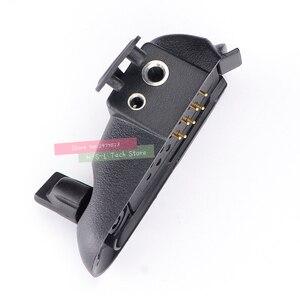 Image 4 - Walkie talkie ses adaptörü + kulaklık Baofeng BF 9700 BF A58 BF UV9R N9 adaptörü M arabirim 2Pin kulaklık bağlantı noktası aksesuarları