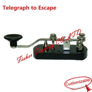 TAKAGISM игра, mose code, телеграф, чтобы спастись из запечатанной комнаты, живой номер побега, реквизит для приключений