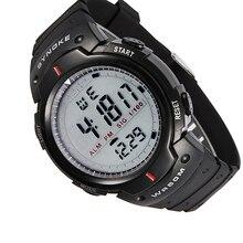 Numérique multifonctionnel sport Montre Automatique étanche armée militaire montre-bracelet top qualité mens horloge Lumineux plongée montre