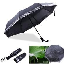 Автомобиль Автоматический зонт для MINI Cooper R55 R56 R57 R58 R59 R60 R61 F54 F55 F56 F57 F60 Clubman Countryman Paceman для эмблемой Mini