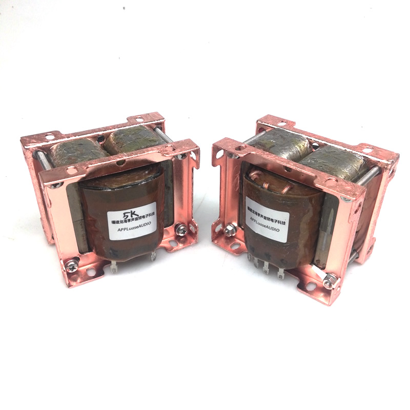Amorphous 4C iron core 5K5 5k output transformer cattle for 45 EL84 6V6 single ended amplifier