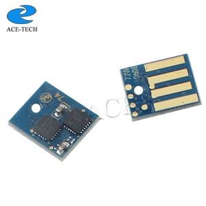 Image 2 - Free shipping 8.5K EU Version 51B2H00 toner cartridge chip For Lexmark MS417 MS517 MS617 MX417 MX517 MX617 laser printer