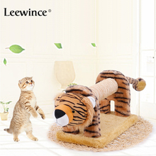 Cat Climbing Tree Scratcher Frame Furniture Kitten House Scratching Post Toys for Cats Kittens Playhouse Jumping Toy