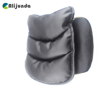Vehicle center console arm seat cushion cover for BMW 1 2 3 4 5 6 7 Series X1 X3 X4 X5 X6 325 328 F30 F35 F10 F18 GT image