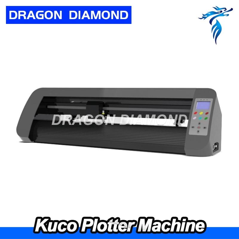 kuco vinyl sticker plotter cutter machine sticker vinyl cutter silhouette cameo cutter TH740 without support holder 1x cb09 graphtec blade holder 1x60 degree 2x45 degree 2x30 blades for vinyl plotter cutter 19mm