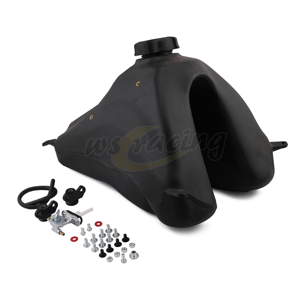Motorcycle New Gas Petrol Fuel Tank For HONDA CRF230F 2015-2017 2015 2016 2017 motorcycle rubber black gas fuel tank with cap for honda crf230f crf 230f 2015 2016 2017