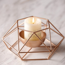 Visual Touch Nordic Style 3d Geometric Candlestick Wedding Centerpieces Stand Candle Holder Kaarshouder Moroccan Decor 50KO231