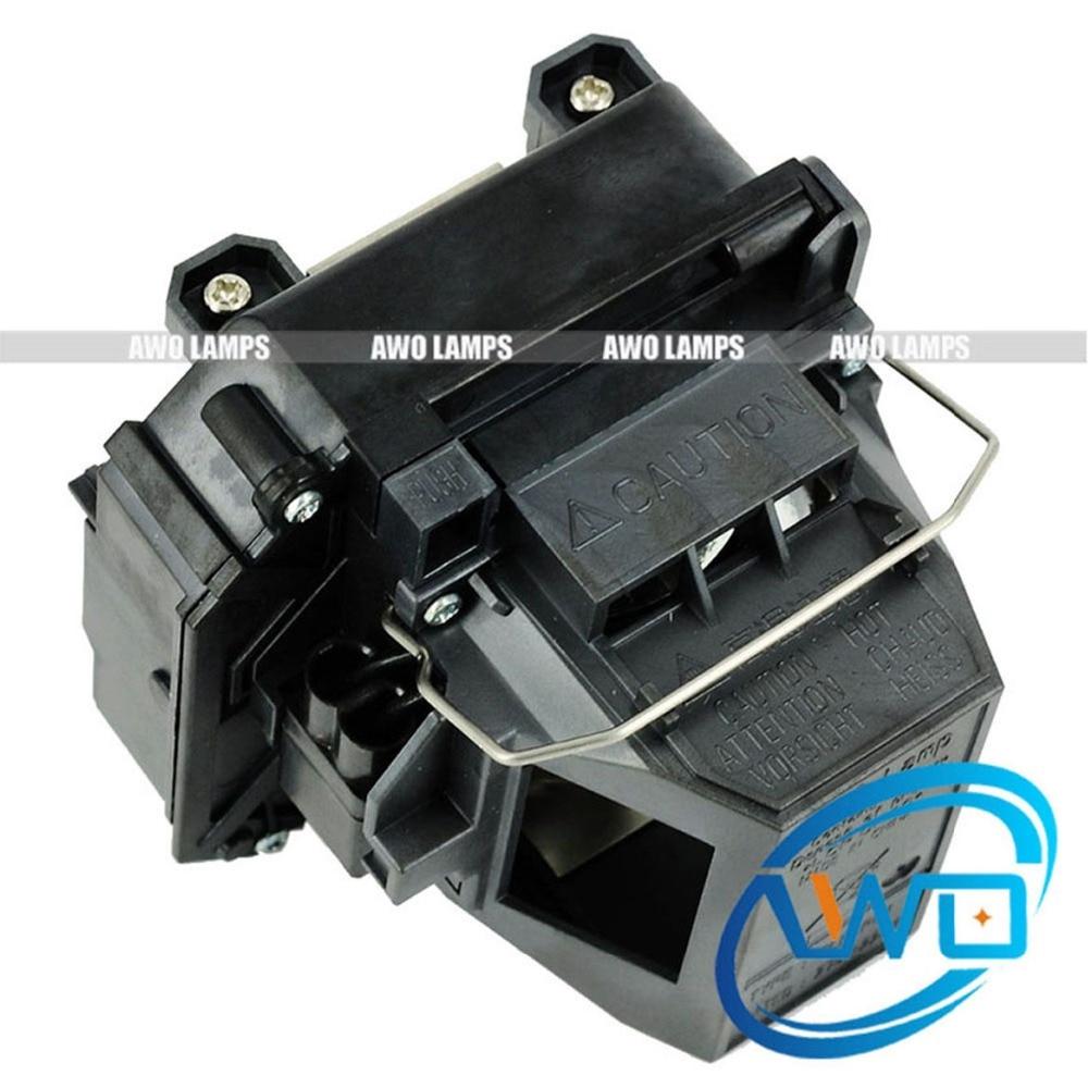 V13H010L64 for EPSON PowerLite 935W Projector Lamp Module ELPLP64 VS350W