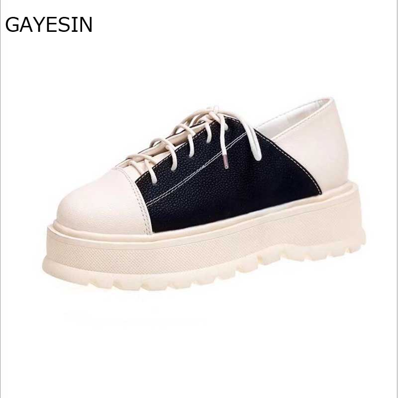 Hot Sale 5cm Autumn Style Women Shoes Hidden Wedge Heels Womens Elevator Bling Shoes Casual Shoes For Women Flat Platforms H14