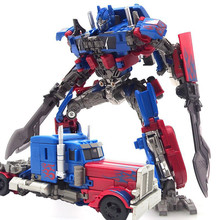 WEI JIANG NEW SS Alloy Transformation 5 Movie Toys Boy Anime Action Figure Robot Car Bat Aircraft dinosaur Model Kids adult Toy