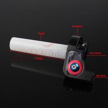 Peças da motocicleta Grips Settle Acelerador visuais & gás torção punho do acelerador ATV Sujeira Pit Bikes atv 50cc-160cc GPX SDG