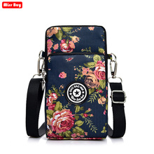 Missbuy Universal Fashion Phone Bag For Samsung/iPhone/Huawei/HTC/LG Wallet Case Outdoor Arm Shoulder Cover Pouch Pocket