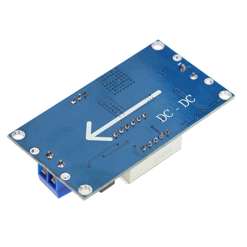LM2596 LCD LM2596 LED Woltomierz ADJ DC-DC Regulowany moduł - Przyrządy pomiarowe - Zdjęcie 3