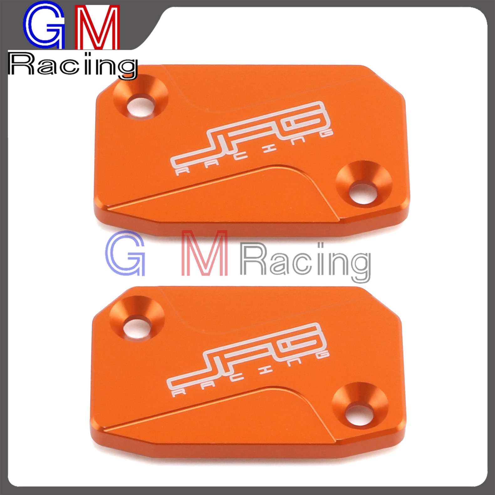 CNC Billet Front Clutch Brake Fluid Reservoir Cover Cap For KTM SX XC EXC SXF XCF XCW XCFW EXCF SIX DAYS 125 150 530 Motorcycle