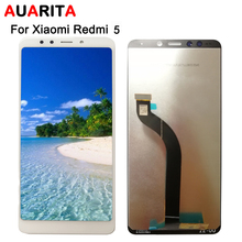 1pcs lcd For XiaoMi redmi 5 plus redmi5 plus LCD Display screen Touch panel Screen Digitizer with frame Assembly replacement 10 1inch lcd display touch screen digitizer with frame matrix for lenovo tab 3 10 plus tb x103f lcd module screen panel