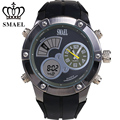 SMAEL Men Watch Business Waterproof LED Watch Digital reloj hombre grande watches men luxury brand Men Clock Best Gifts WS1042