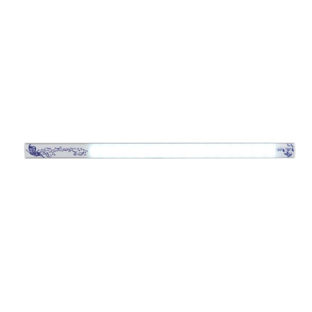 Long Bar Type LED Vibration Sensor Smart Light Electric 15LED Super Bright Bedroom Cabinets Wardrobes Night Light Lamp