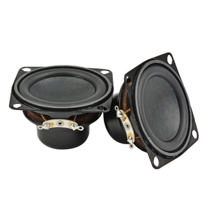 Image 4 - AIYIMA 2 قطعة 2 بوصة مكبر صوت 53 مللي متر المتحدثين مجموعة كاملة باس 4 أوم 10 W الوسائط المتعددة الصوت مكبر الصوت ل DIY