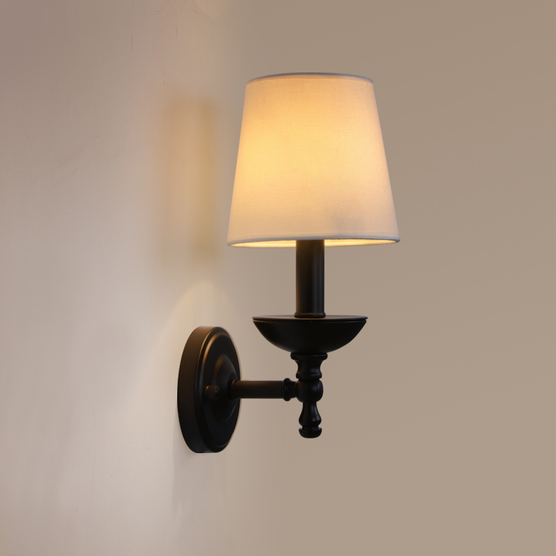 Aliexpresscom buy american style rustic wall sconce for Lamp of light nursing