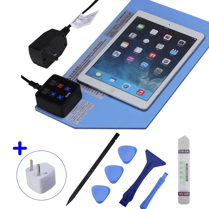 Outils de réparation de téléphone séparateur d'écran LCD pour iPhone 8 7 7 P 6 S 6 5 iPad Samsung Smartphone outils de réparation d'ouverture