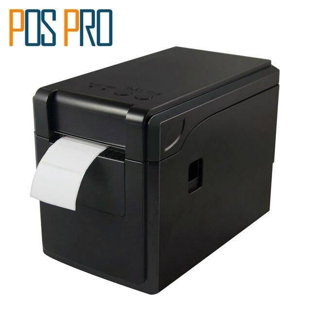 ITTP019 2 в 1 цена По Прейскуранту Завода 58 мм pos чековый принтер + принтер этикеток 130 мм/сек. USB + Последовательный Порт, ESC/POS