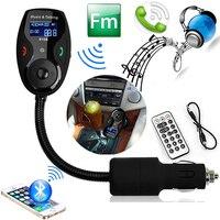 Bluetooth FM Transmitter Car MP3 Audio Player Wireless FM Modulator Car Kit Hands Free Talk A2DP