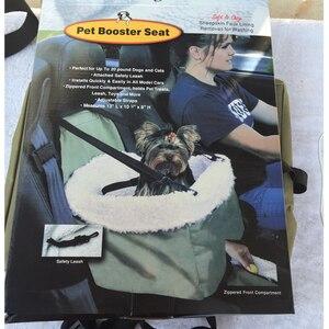 Image 3 - מכונית מחמד כלב Carrier Pad כלב תיק סל מוצרים לחיות מחמד בטוח לשאת בית חתול גור תיק כלב רכב מושב freeshipping