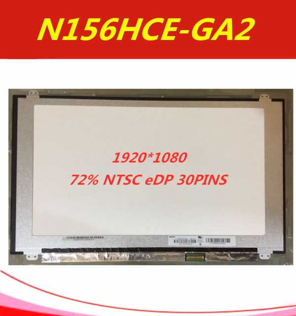 15.6 inch N156HCE-GA2 120Hz 72% NTSC FullHD 1080P IPS LED LCD Display Screen Panel Replacement