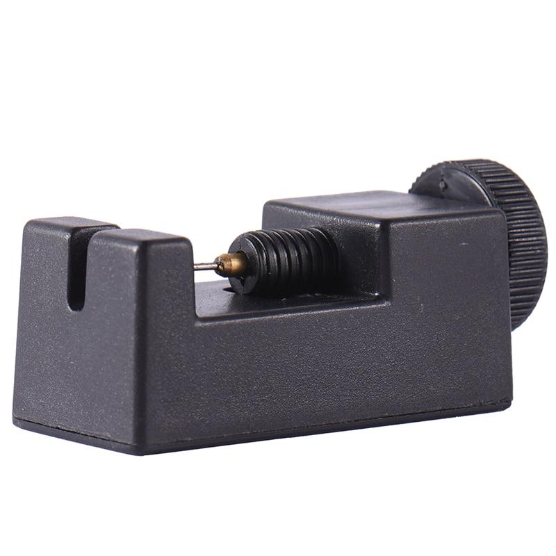 1pcs Watchband Link Remover Spring Bar Pin Removal Wrist Chain Strap Black Adjusting Repair Tool Regulator Watch Makers