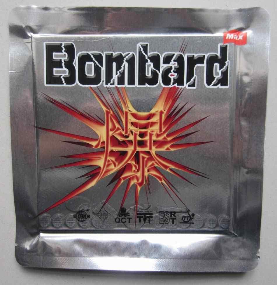 Original EPOCH Bombard table tennis rubber pimples in internal energy rubber for table tennis rackets racquet sports pingpong