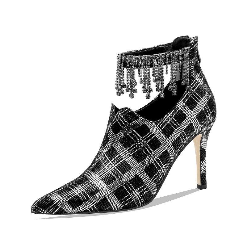 Talons Sexy D'été Haute Noir Femme Offre Mince Spéciale Grande Sandales Taille Up Zip Chaussures 33 Qualité Lapolaka 40 YOqZaAnaT