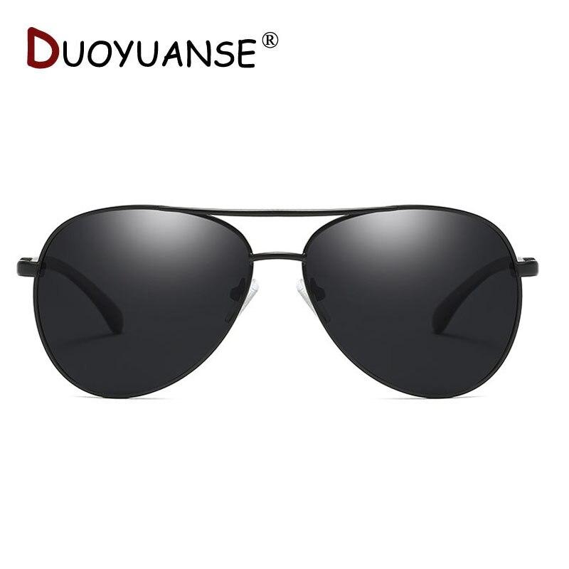 Nya män klassiska polariserade solglasögon aluminium magnesium - Kläder tillbehör - Foto 2