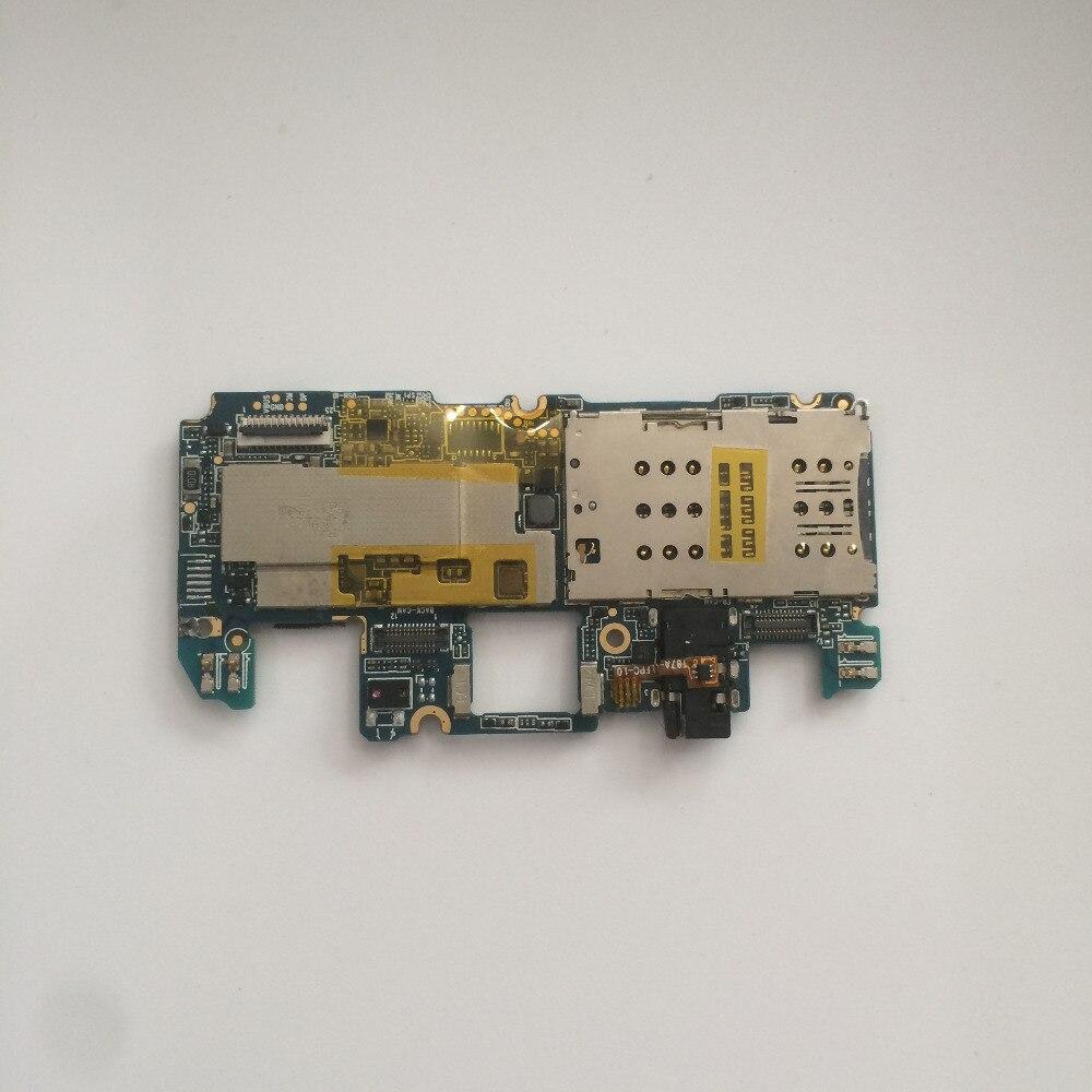 Carte mère 2G RAM + 16G ROM pour OUKITEL K6000 MTK6735 64bit Quad Core 5.5 pouces 1280x720 livraison gratuite