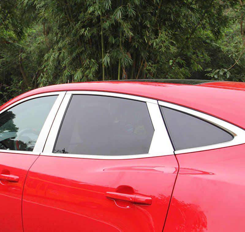 ジャガー ePACE 車の窓装飾ストリップフレーム