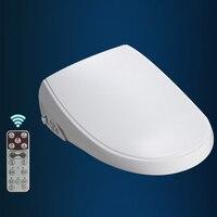 Интеллектуальное сиденье на унитаз с подогревом сиденья для унитаза WC Sitz автоматический туалет крышка пульт дистанционного управления умн
